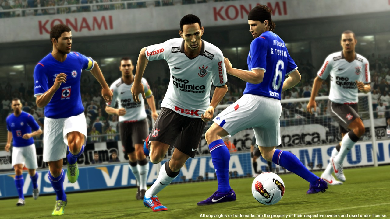 Pro Evolution Soccer 2013 Patch 2.6 PESEDIT