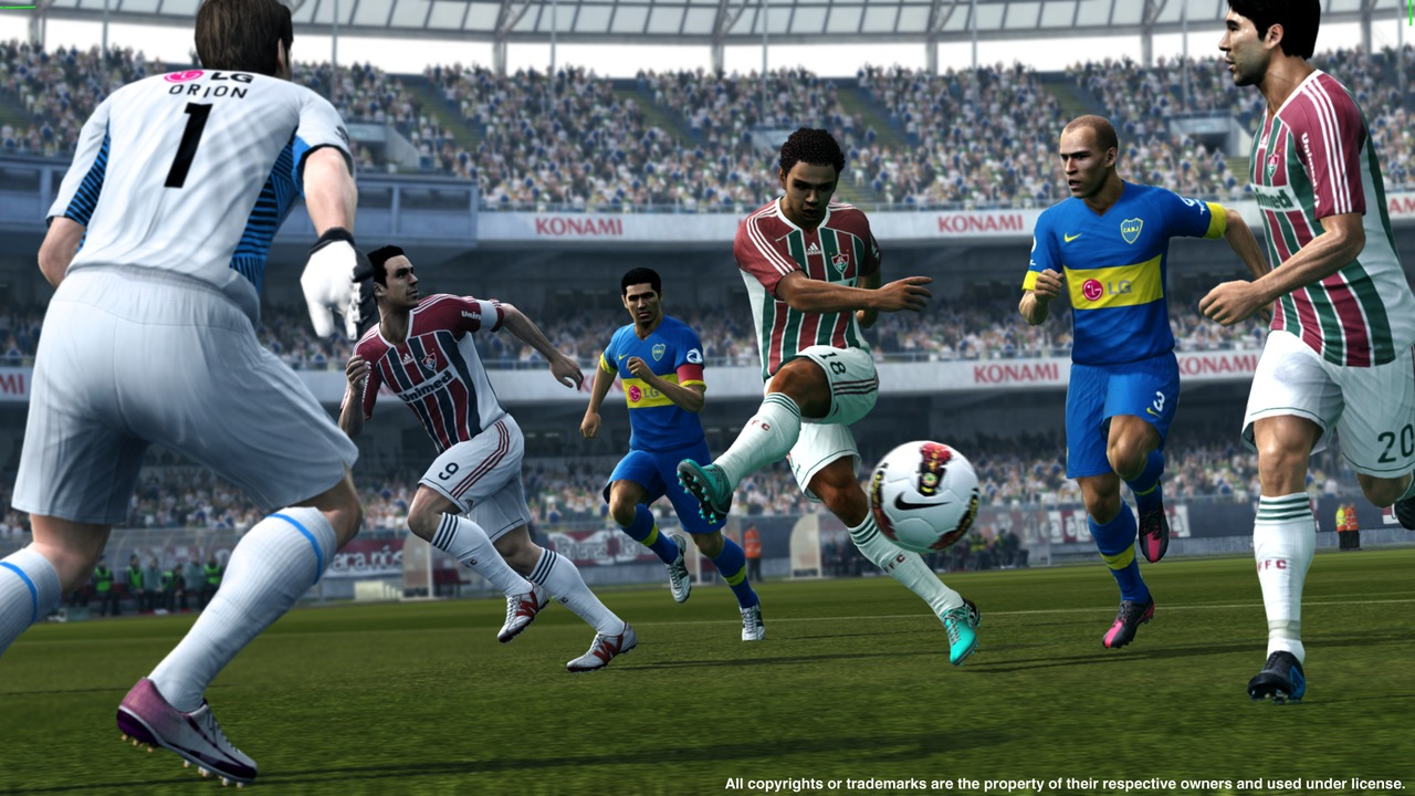 Pro Evolution Soccer 2013 Patch 2.0 Incl DLC PESEDIT