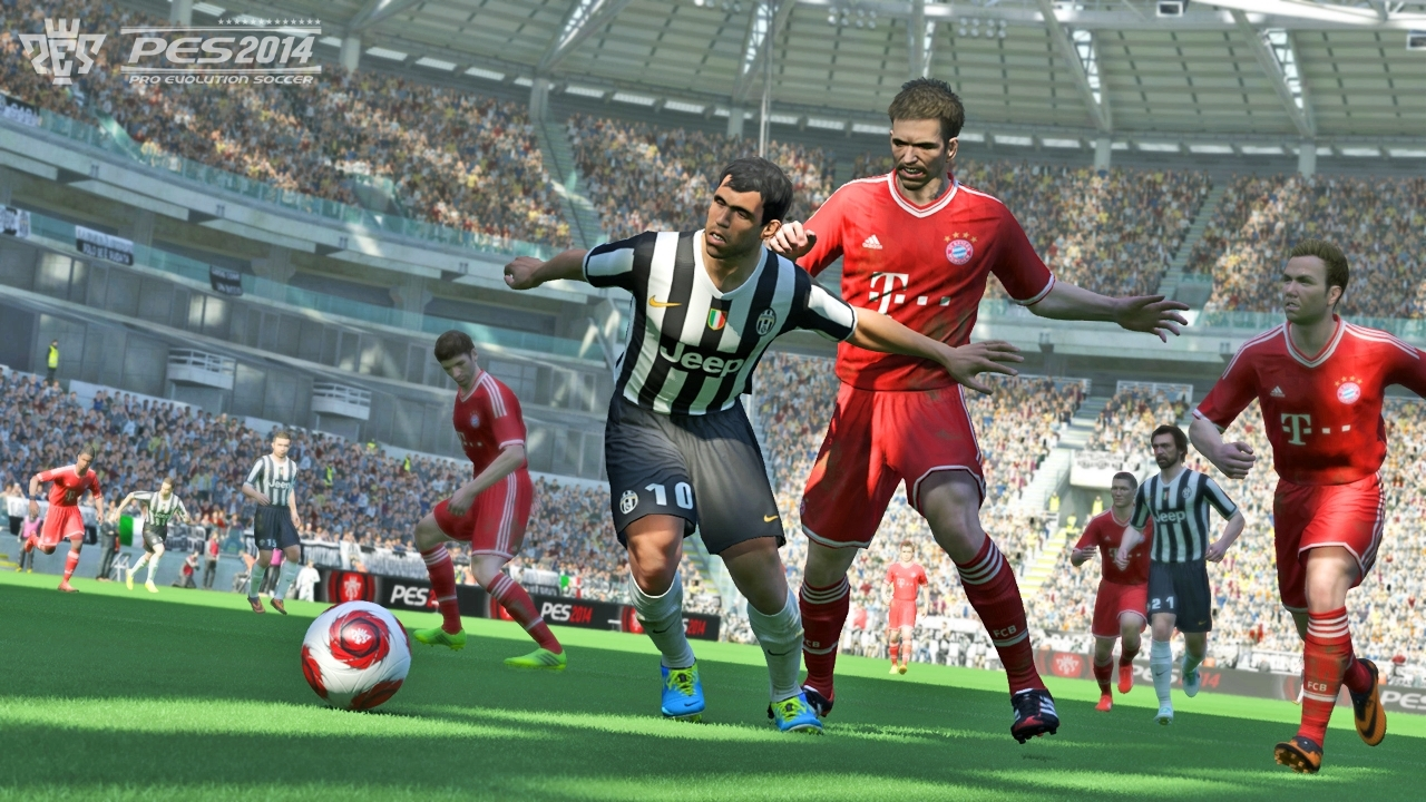 Pro Evolution Soccer 2014   REPACK   MULTI 7   3.20 GB