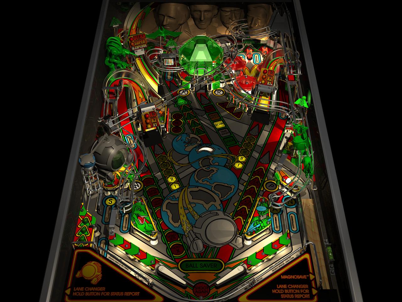 Pro Pinball : Timeshock !