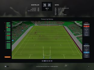 pro rugby manager 2014 pc. Black Bedroom Furniture Sets. Home Design Ideas