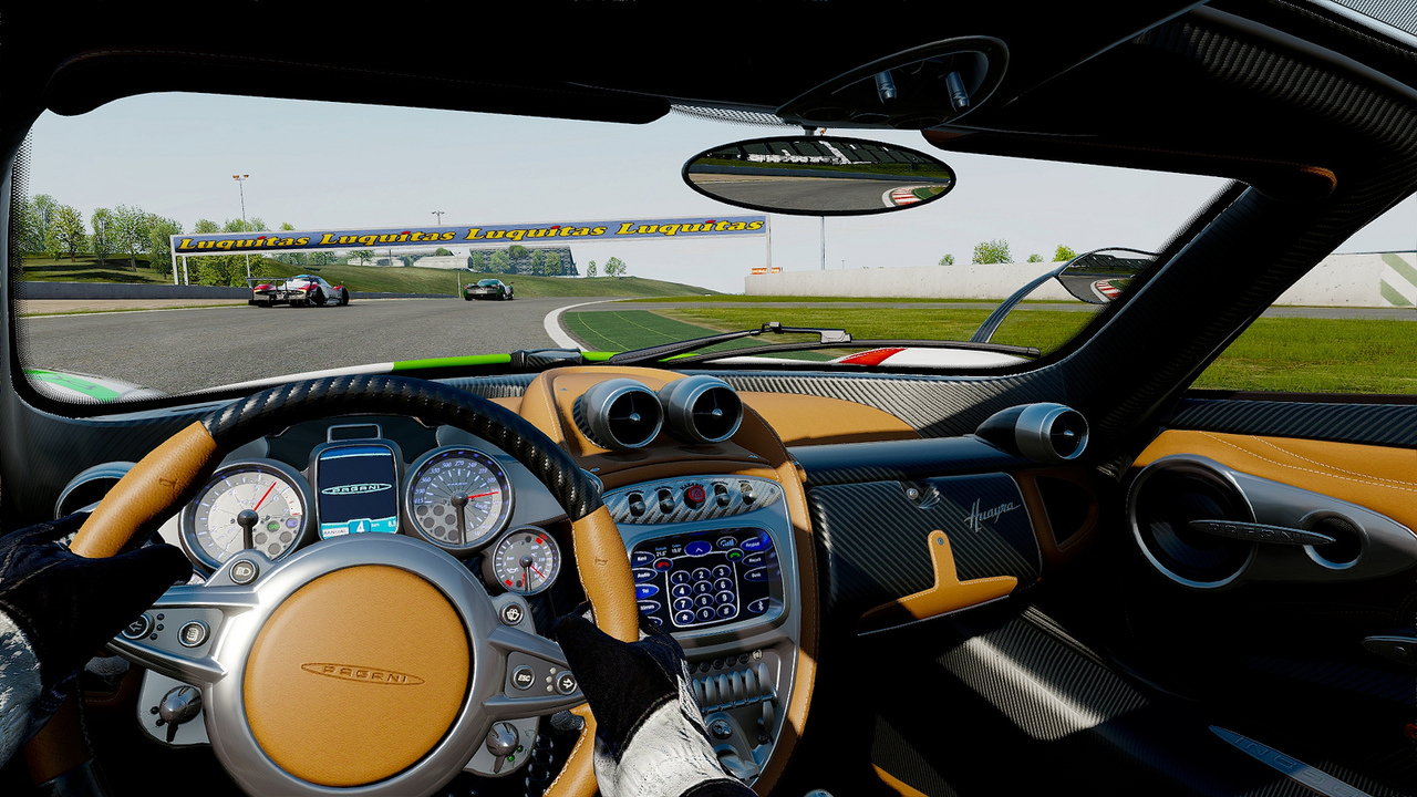 project cars se la joue vr sur ps4 actualit s. Black Bedroom Furniture Sets. Home Design Ideas
