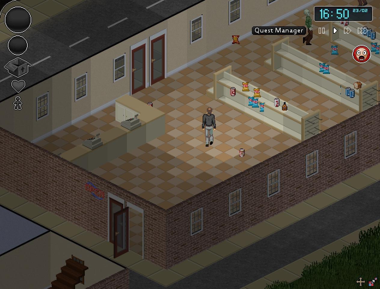 Project Zomboid Gameshot