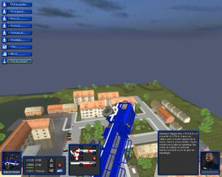 Test Protection Civile Simulator 2013 PC - Screenshot 1