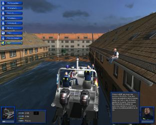 Test Protection Civile Simulator 2013 PC - Screenshot 3