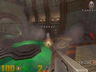 Test Quake 3 Arena PC - Screenshot 6