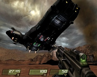 Test Quake 4 PC - Screenshot 11