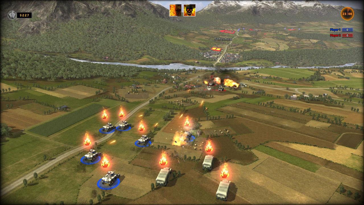 R.U.S.E Cracked jeux PC EN ligne - Jeux telechargement