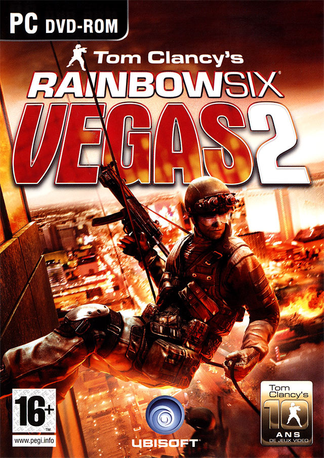 Rainbow Six Vegas 2 [PC] [MULTI] [FS]