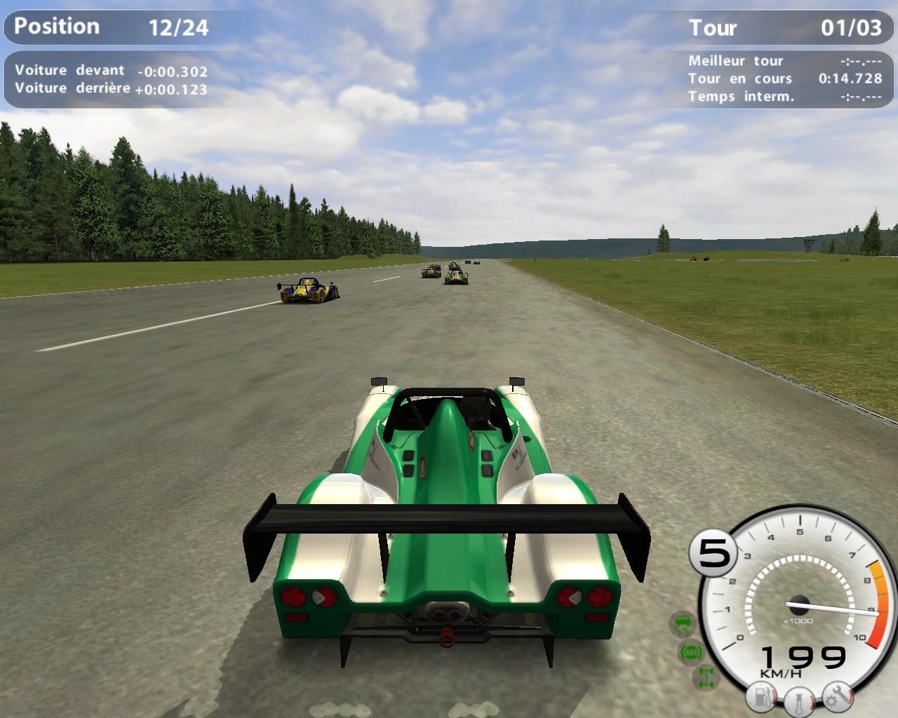 Motec pour race 07 patch