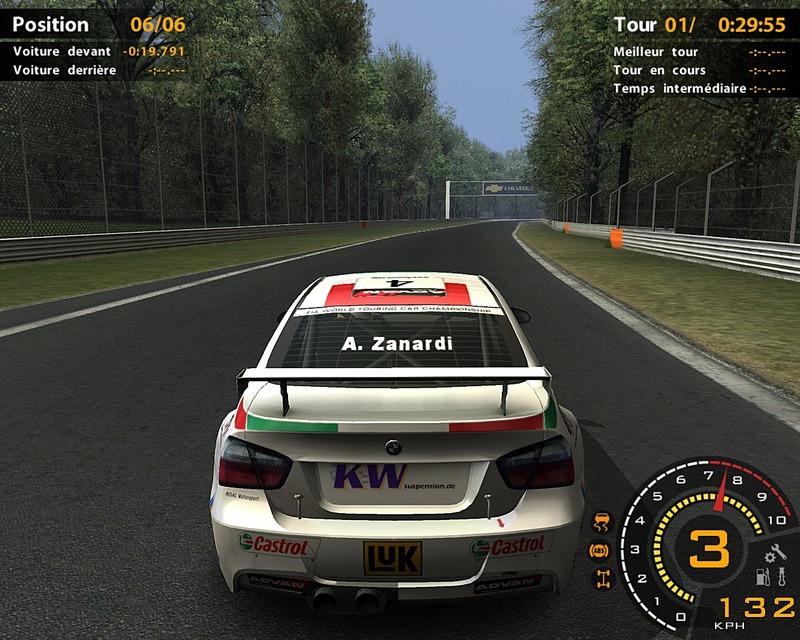 jeuxvideo.com RACE : The WTCC Game - PC Image 16 sur 32