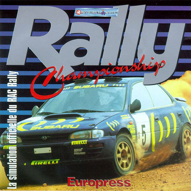 rally championship sur pc. Black Bedroom Furniture Sets. Home Design Ideas