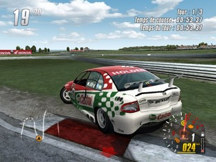 Test TOCA Race Driver 2 : Ultimate Racing Simulator PC - Screenshot 35