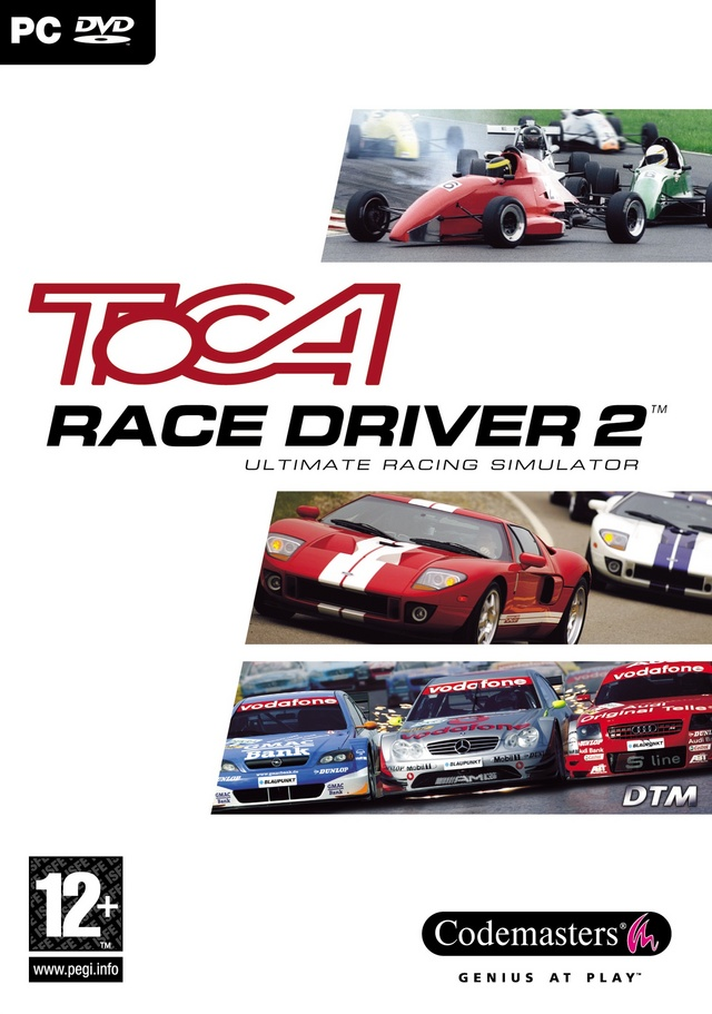 telecharger gratuitement TOCA Race Driver 2 : Ultimate Racing Simulator