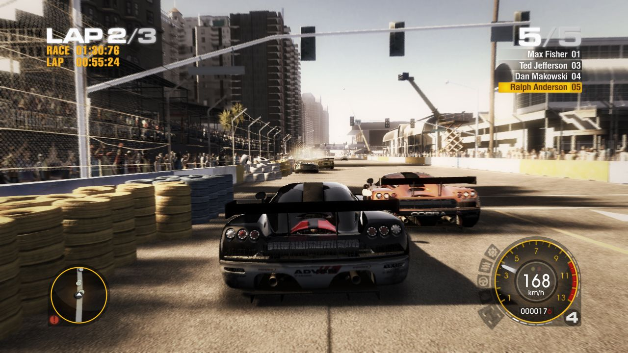 Race Driver: Grid Gameshot