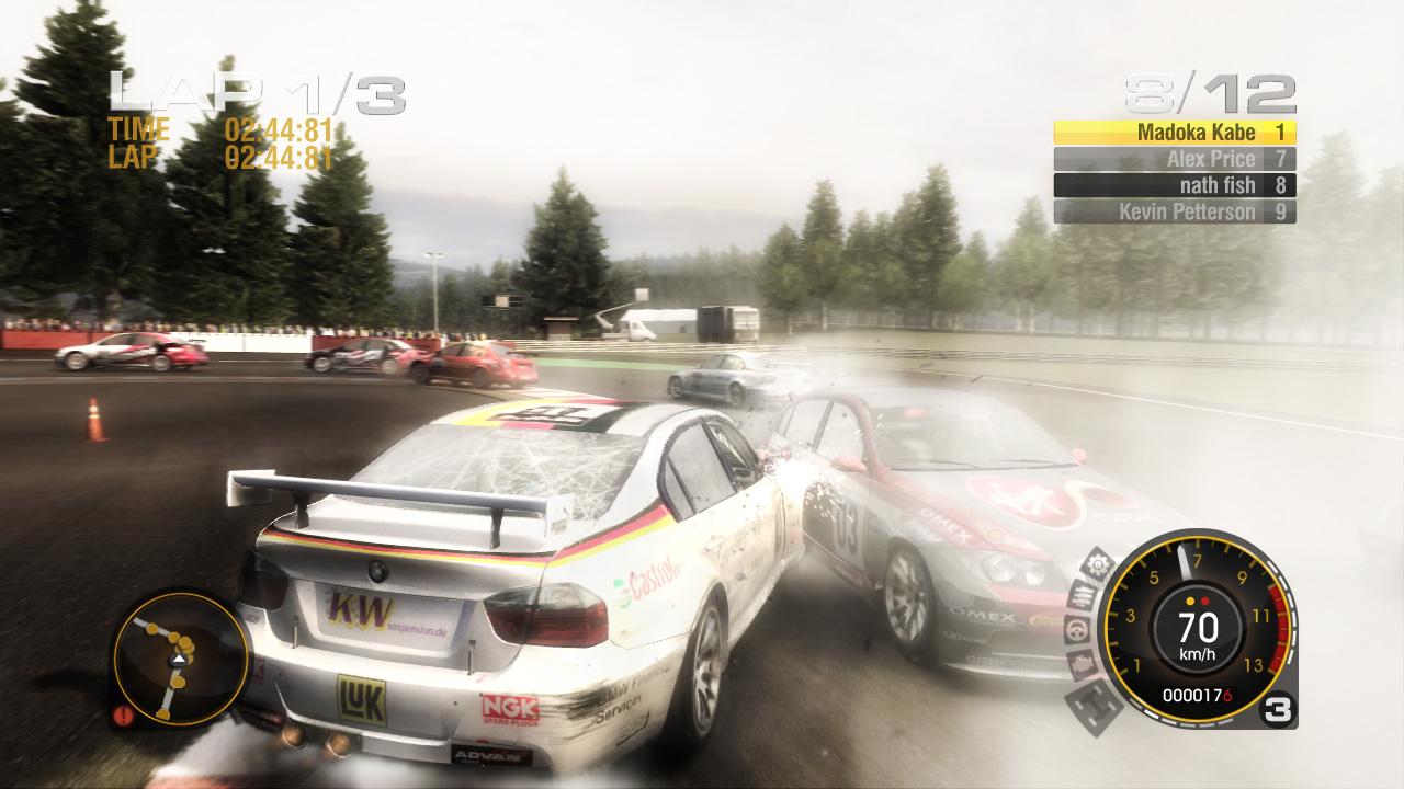 jeuxvideo.com Race Driver : GRID - PC Image 18 sur 66