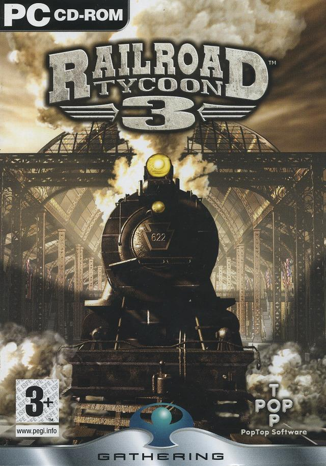 Gestion   Railroad Tycoon 3 cd2 iso preview 0