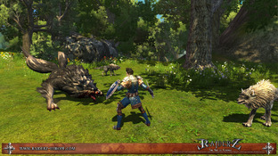 RaiderZ : Un MMO free-to-play pour 2012
