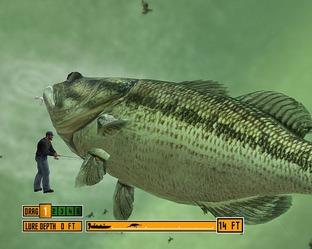Test Rapala Pro Fishing PC - Screenshot 1