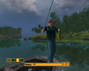 Test Rapala Pro Fishing PC - Screenshot 2