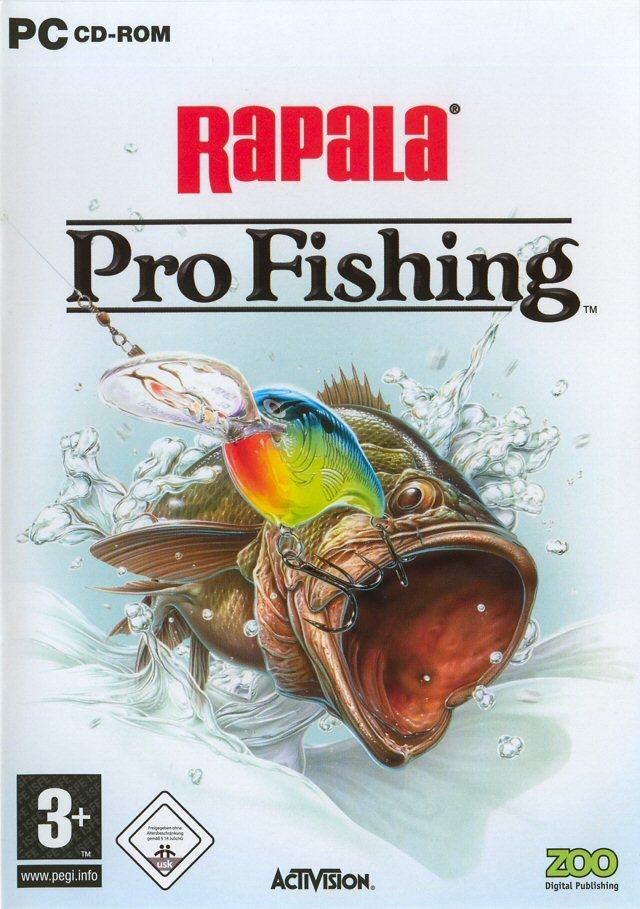 [UD] [PC] Rapala Pro Fishing