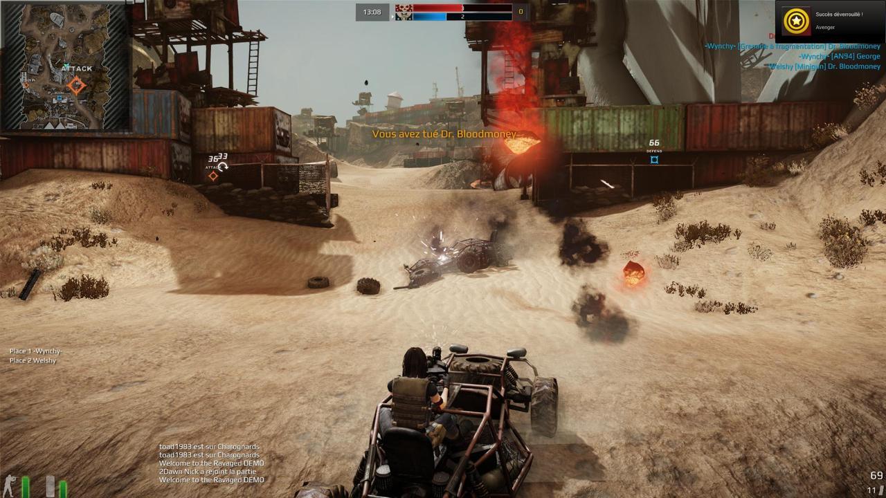jeuxvideo.com Ravaged - PC Image 8 sur 49