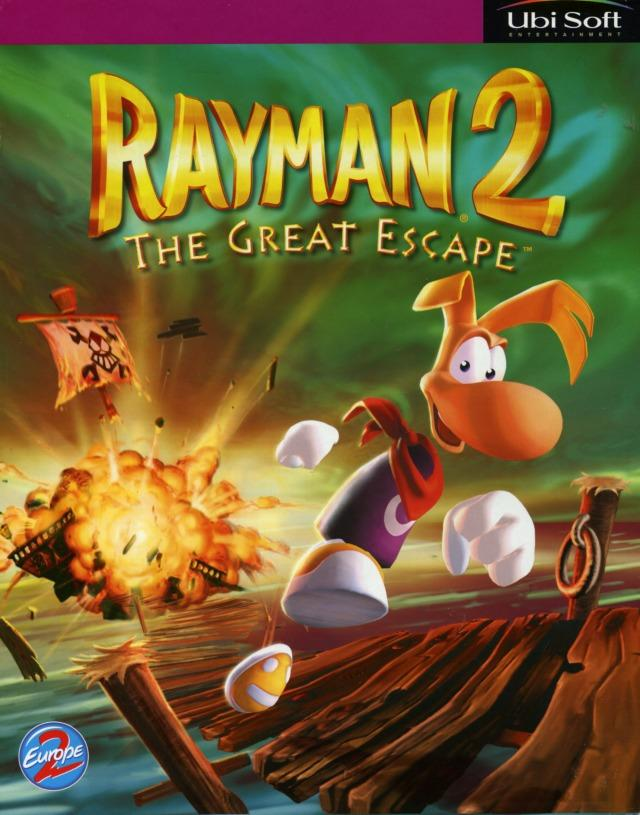 Rayman 2 : The Great Escape [PC | ISO] [FS]
