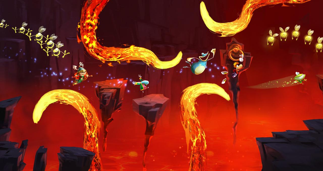 ��������� �������� Rayman Legends Reload