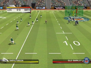 Test Rugby Challenge 2006 PC - Screenshot 36
