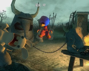 Test Rayman Contre Les Lapins Cretins PC - Screenshot 1