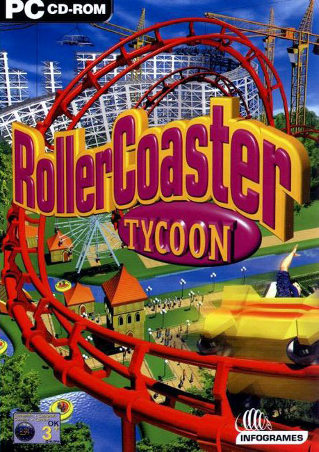 Roller Coaster Tycoon preview 0