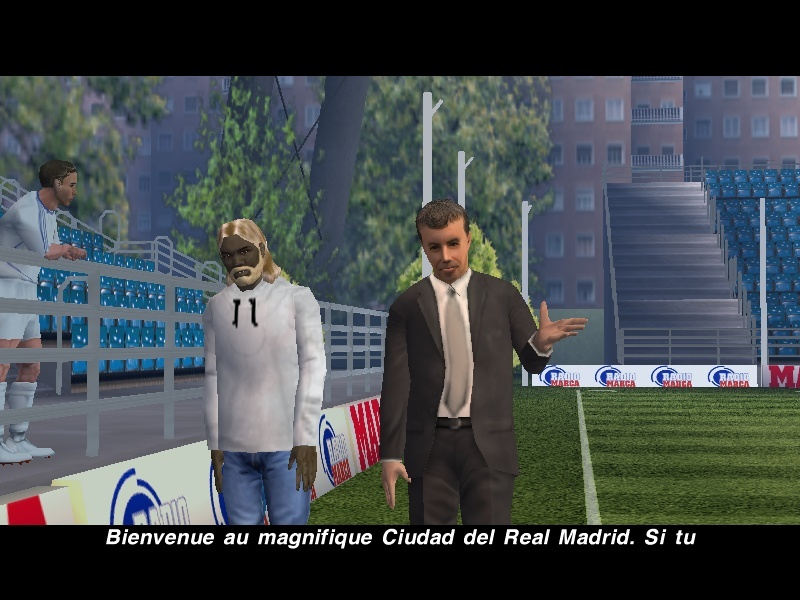 jeuxvideo.com Real Madrid : The Game - PC Image 6 sur 51