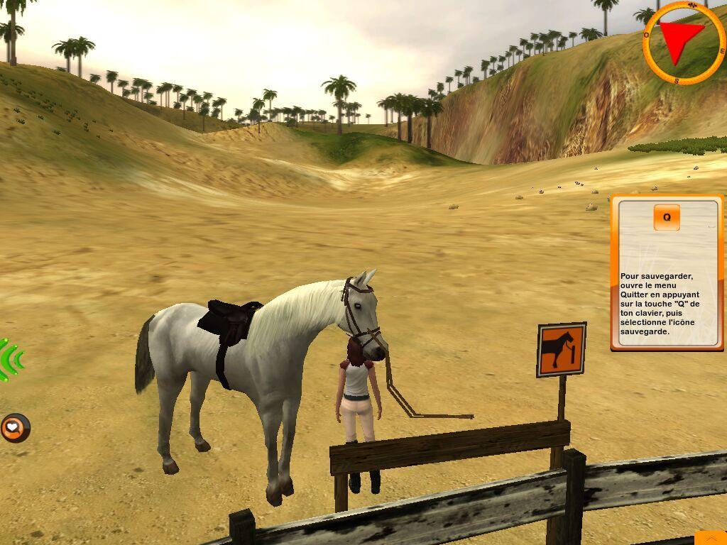 Mission Equitation - Chevauchée vers l'Orient - PC Image 11 sur 22