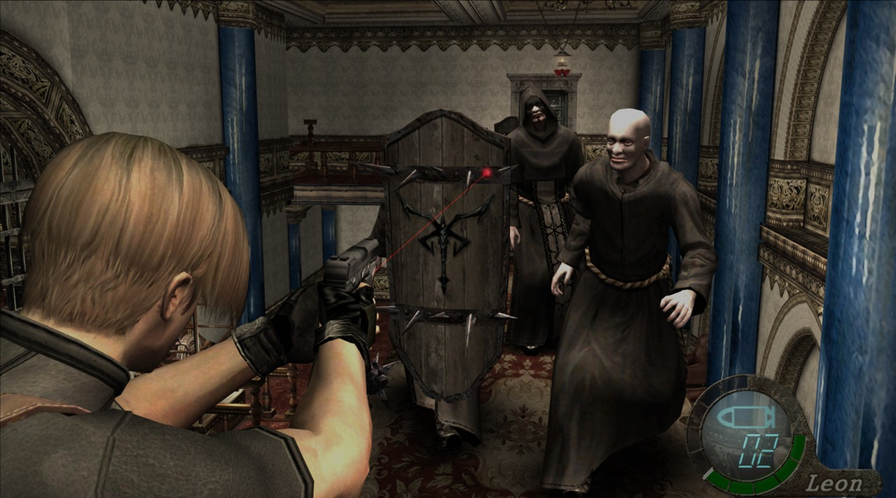 Resident Evil 4 Ultimate HD Edition RELOADED