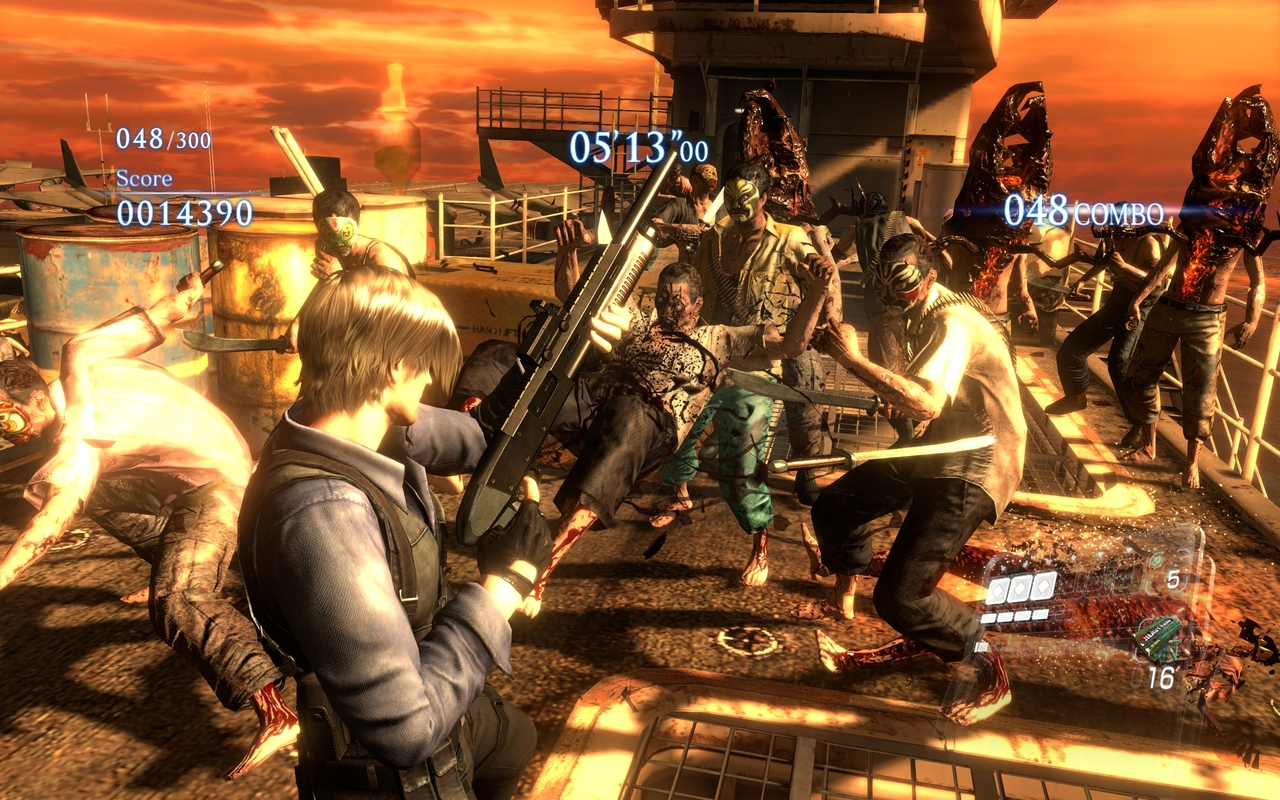 Images Resident Evil 6 PC - 242