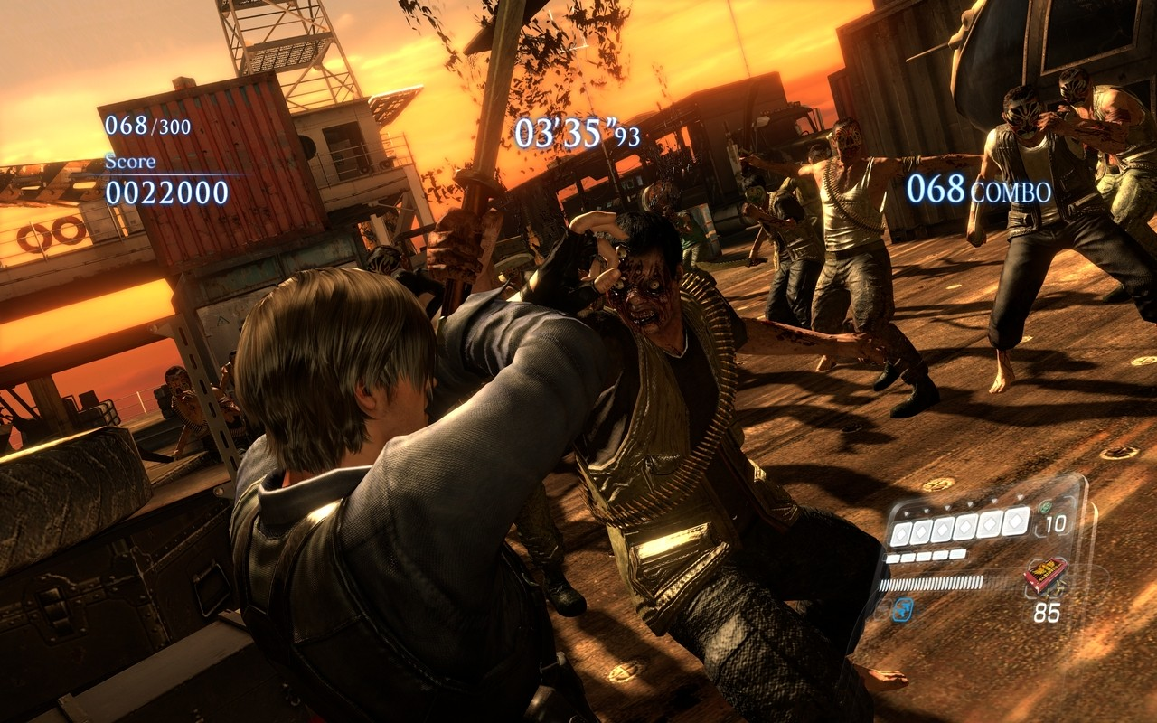 Images Resident Evil 6 PC - 247