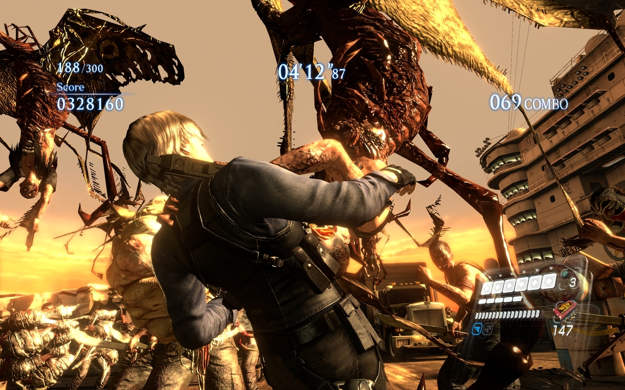 Images Resident Evil 6 PC - 249