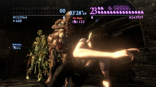 Images de la version PC de Resident Evil 6