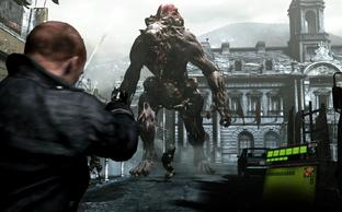 Test Resident Evil 6 PC - Screenshot 296