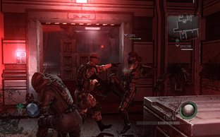 Test Resident Evil : Operation Raccoon City PC - Screenshot 105