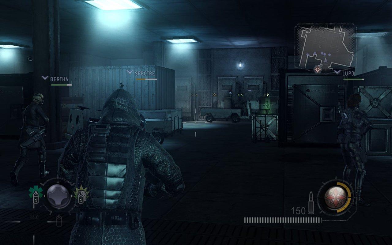 Resident evil operation raccoon city pc
