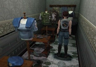 Test Resident Evil PC - Screenshot 3
