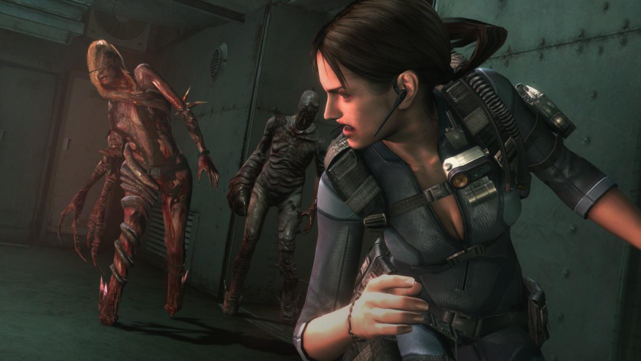 Resident Evil Revelations FLT