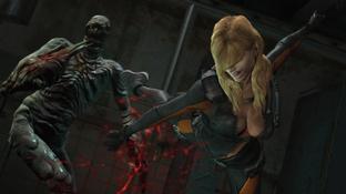 Resident Evil Revelations HD: Rachel de retour
