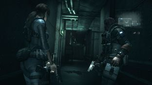 Resident Evil Revelations PC : Co