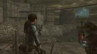 Test Resident Evil : Revelations PC - Screenshot 110