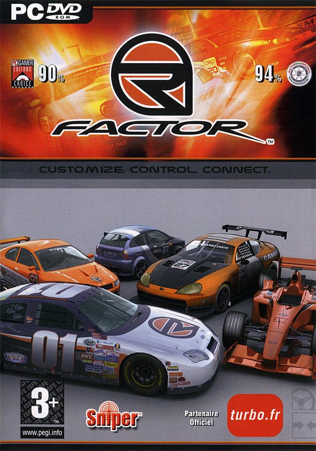 R Factor V1 255 avec crack preview 0
