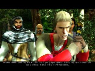 Test Robin Hood : Defender of the Crown PC - Screenshot 5