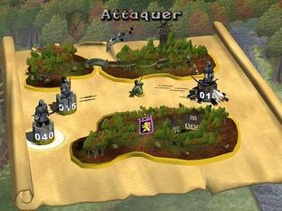 Test Robin Hood : Defender of the Crown PC - Screenshot 6