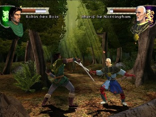 Test Robin Hood : Defender of the Crown PC - Screenshot 7